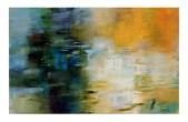 Ursula Kolbe 2000-2005 Concerning Landscape 'Meander'. Oil on canvas