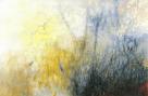 Ursula Kolbe 'Renascence'. Oil on canvas 100x150cm