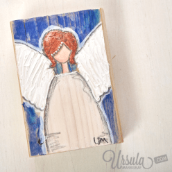 """Angel"" - available in the SHOP"