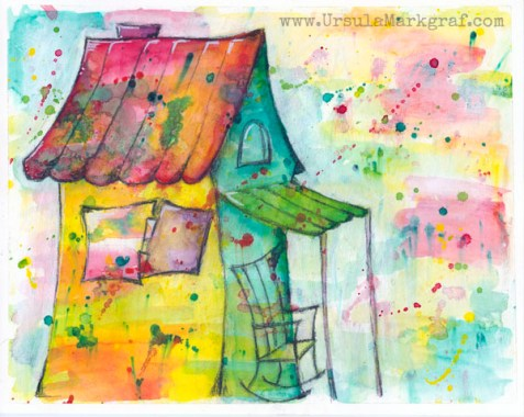 """Dreamhouse"" - SOLD"