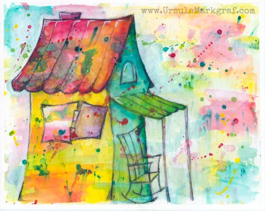 """""""Dreamhouse"""" - SOLD"""