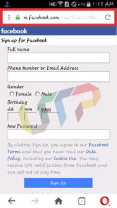 create unlimited fake facebook accounts easily without mobile verification