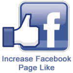 Increase Facebook Page Like