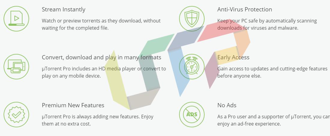utorrent premium free