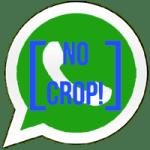 WhatsApp No Crop Profile Picture