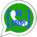 WhatsApp No Crop Profile Picture