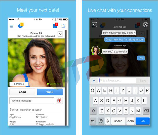 best free dating apps zoosk