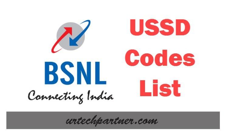 BSNL USSD Codes To Check BSNL Balance, Data & Offers