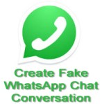 Create Fake WhatsApp Chat Conversation