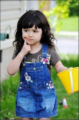 Cute Baby Girls Whatsapp Profile Pics DP