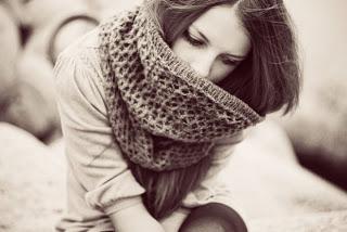 Sad Alone Girl DP