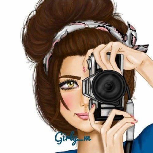 Stylish Girl Profile DP for Whatsapp