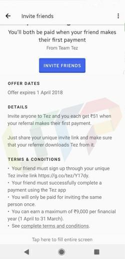 Download Google Tez Apk