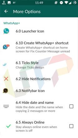 Whatsapp Plus App Latest Version