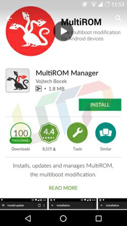 How To Dual Boot Multiple ROMs on Android Device