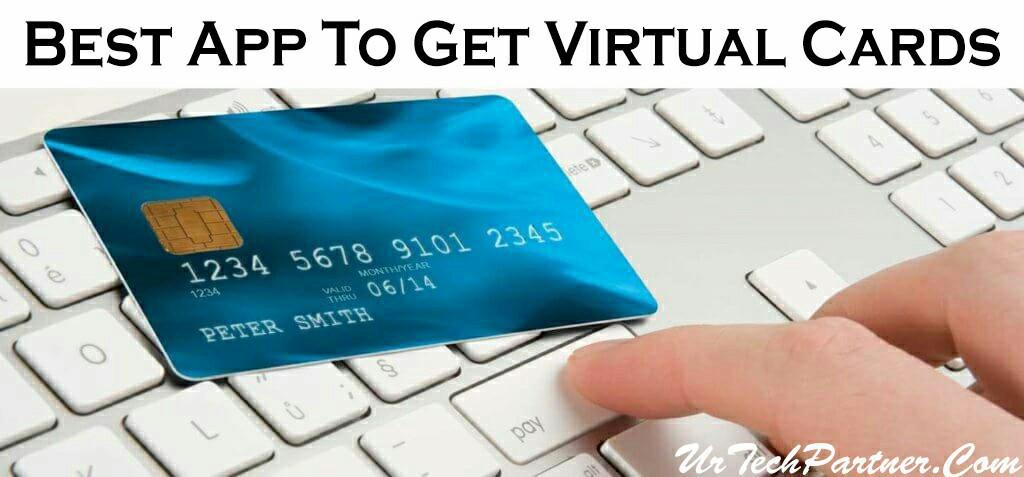 Free Virtual Card Apps