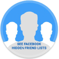 See Hidden Friend Lists