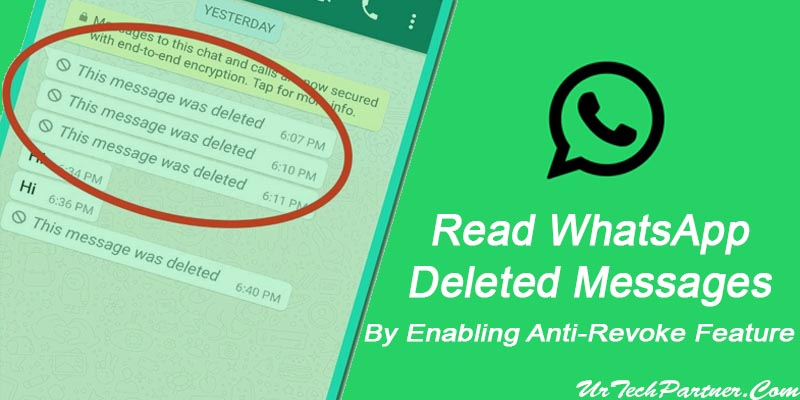 How to Enable Anti-Revoke Feature to Read WhatsApp Deleted