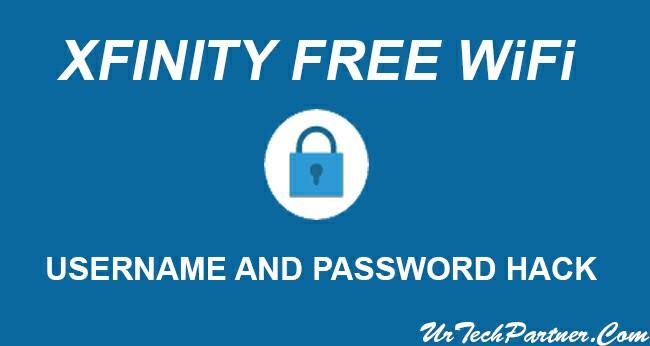 Xfinity Wifi Username and Password Hack