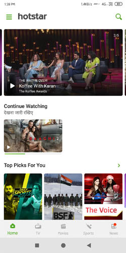 Free Hotstar Premium Account Username and Password [ March 2019 ]