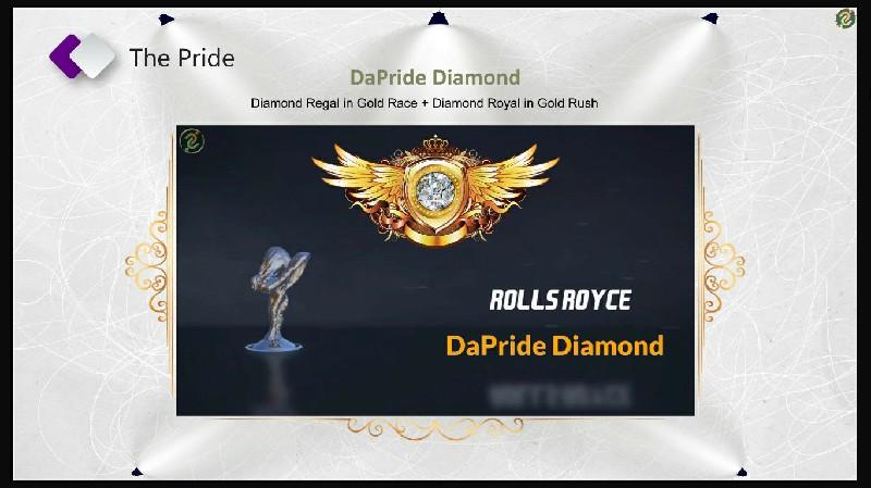 DaPride Diamond