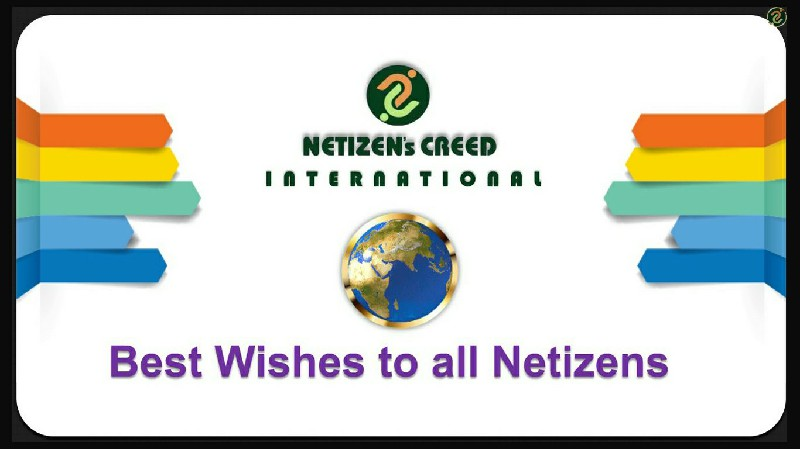 Best Wishes to All Netizens