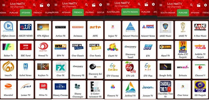 Free Download Live NetTV Apk
