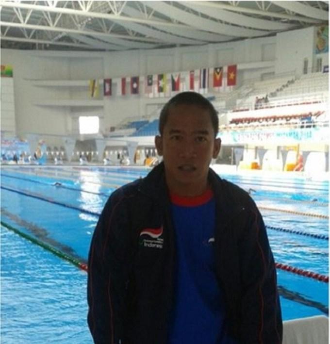ahmad rijali merupakan atlet renang indonesia difabel