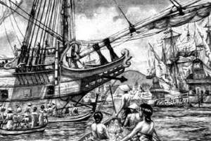 perjanjian saragosa yang terjadi antara maluku dan para penjajah