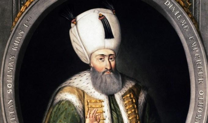 sejarah kerajaan ottoman - suleiman al qanuni
