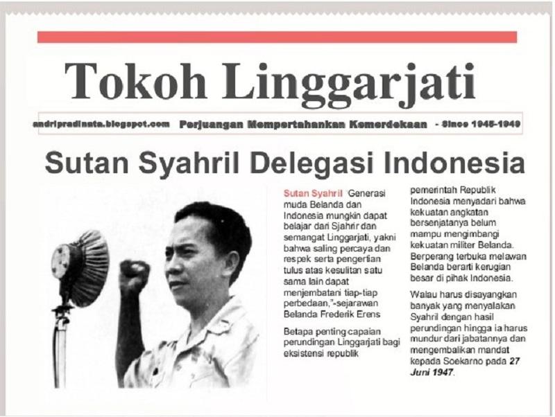 Perjanjian Linggarjati