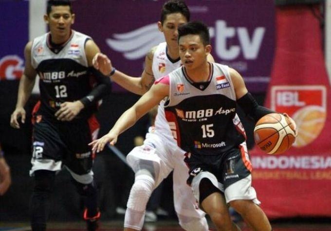 atlet basket indonesia ini merupakan pebasket berbakat