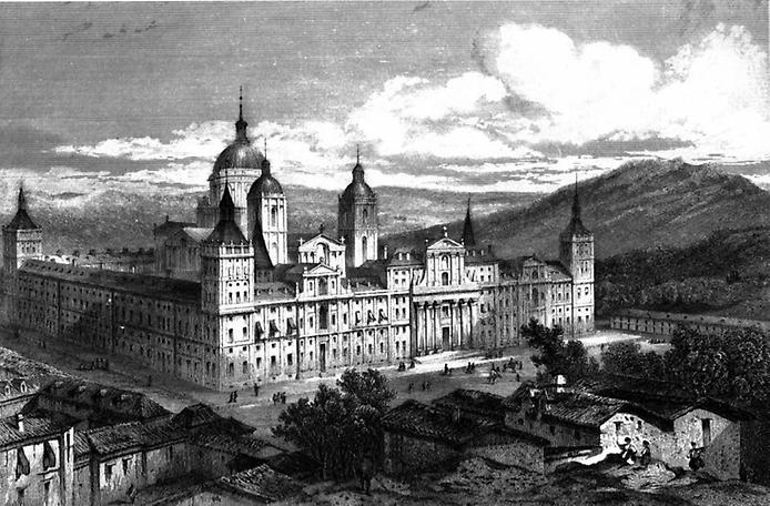 El Escorial 1850