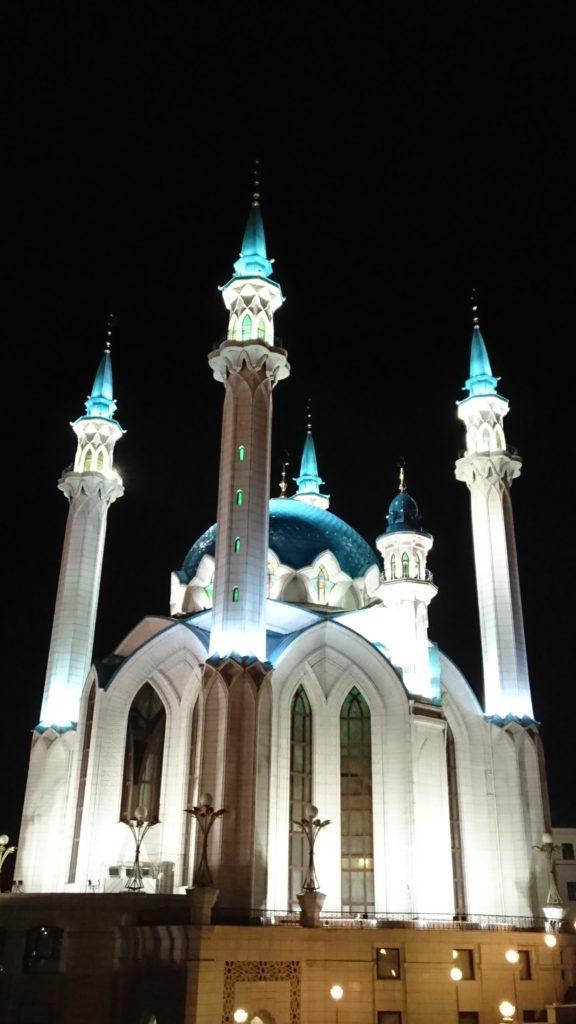 Мечеть Кул-Шариф.