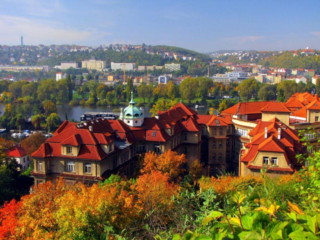 Времена года в Чехии