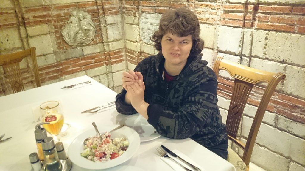 Чеснок в национальной кухне Румынии.