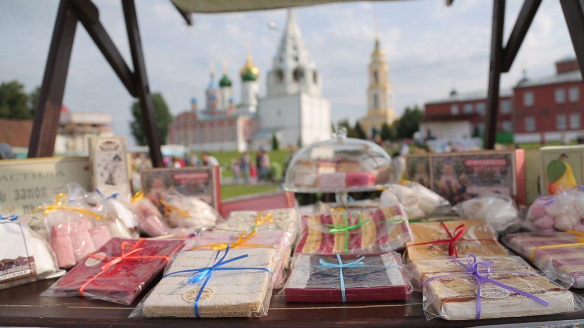 Русский город Коломна. Город яблочной пастилы.