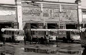 Миусское трамвайное депо