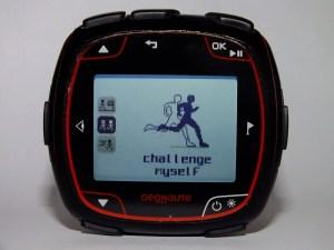 wirtualny partner treningowy, tempo startowe