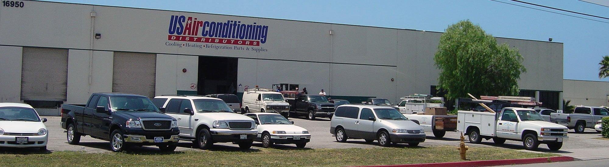Us Air Conditioning Distributors California Arizona Nevada