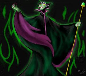 maleficent by spyro2700