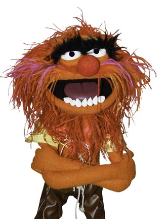 muppets animal photo puppet