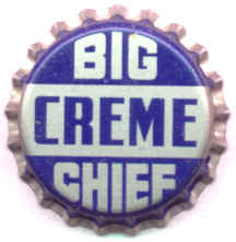 Big Chief Creme