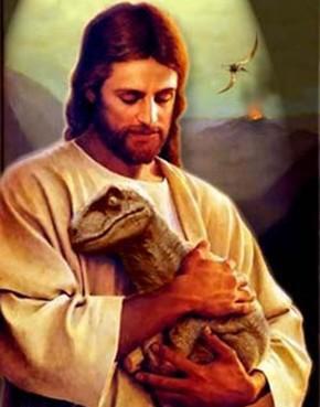 jesus dinosaur1