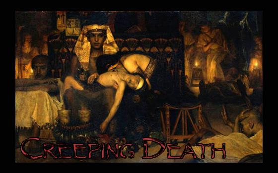 passover creeping death