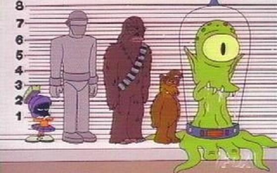 alien line up