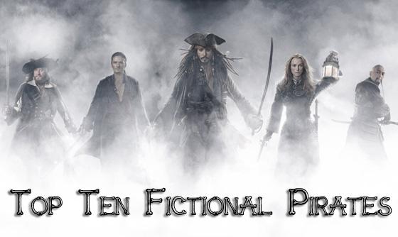 fictional pirates