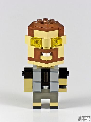 CubeDude Walter Sobchak