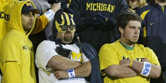 Michigan Fans