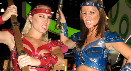 Booth Babes 2010
